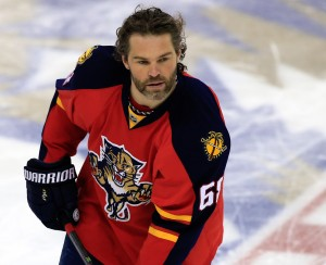 Feb 25, 2016; Sunrise, FL, USA; Florida Panthers right wing <a rel=